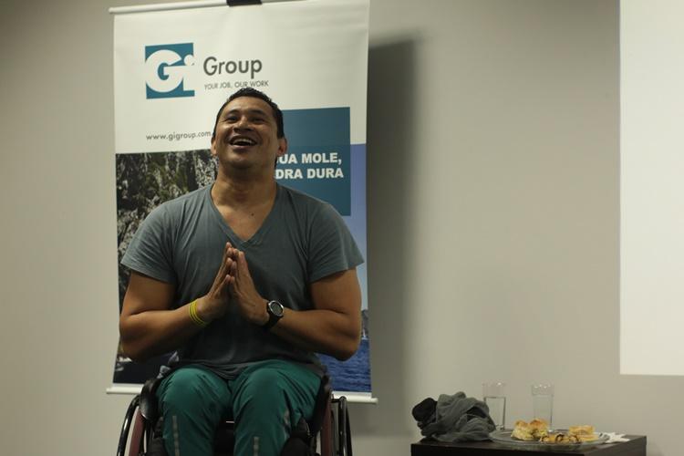 Clodoaldo Silva, nadador e um dos maiores medalhistas paraolímpicos do Brasil de todos os tempos