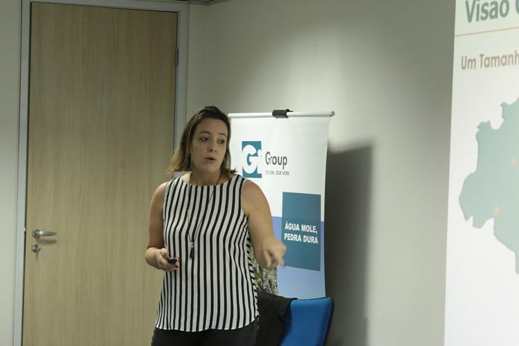 Juliana Zan, Gerente de RH da seguradora Tokio Marine
