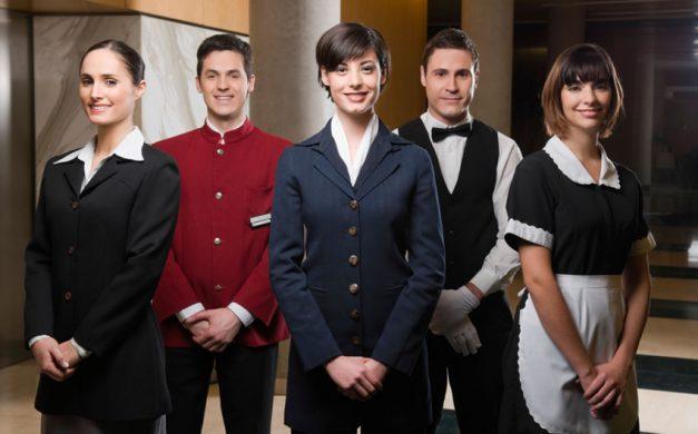 Contratando Funcionários Temporários na Hotelaria