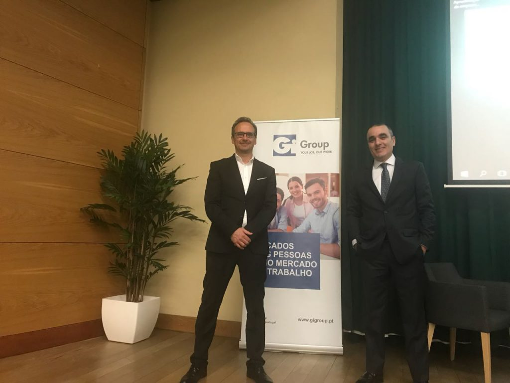 Revista Gestão RH e Gi Group realizam conferência em Portugal