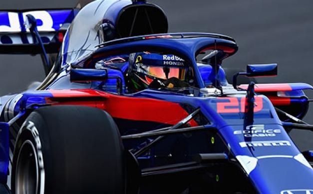 Continua parceria entre Gi Group e Toro Rosso