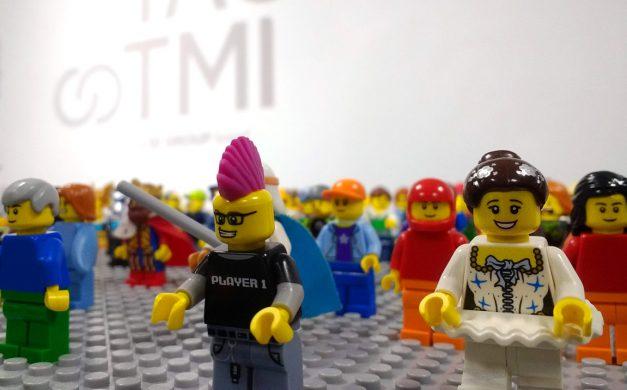 Lego Serious Play: construindo resultados