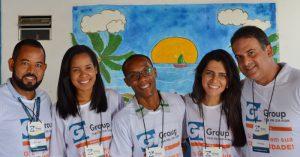 Evento Gi na Sua Comunidade na Bahia
